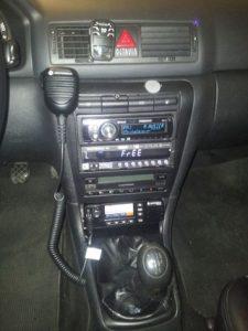 Instal·lació taximetre i emissora